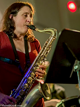 Annelise Zamula (Photo by Peter. B. Kaars, www.peterbkaars.com)