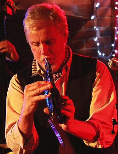 Heikki Koskinen playing the Morrison Digital Trumpet