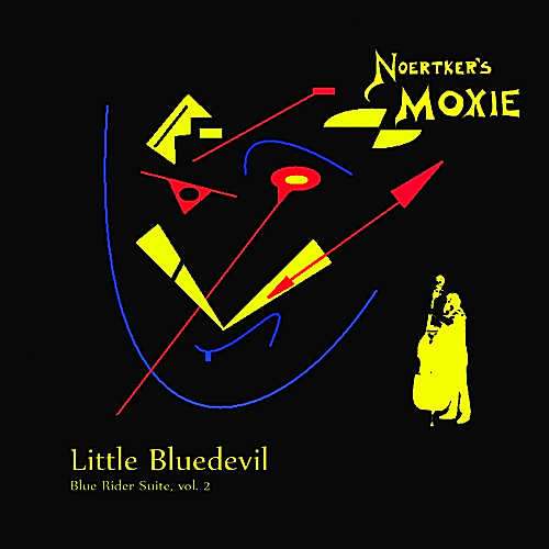 Little Blue Devil — Blue Rider Suite, Vol. 2, by Noertker's Moxie
