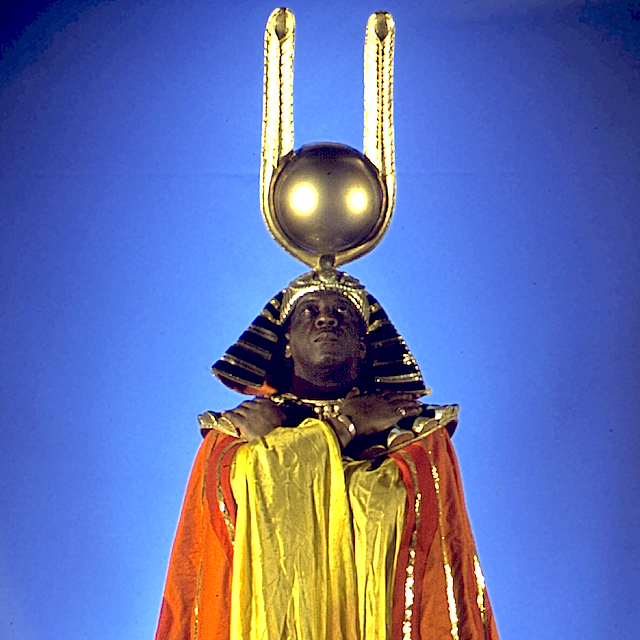 Space Is The Place, by Sun Ra