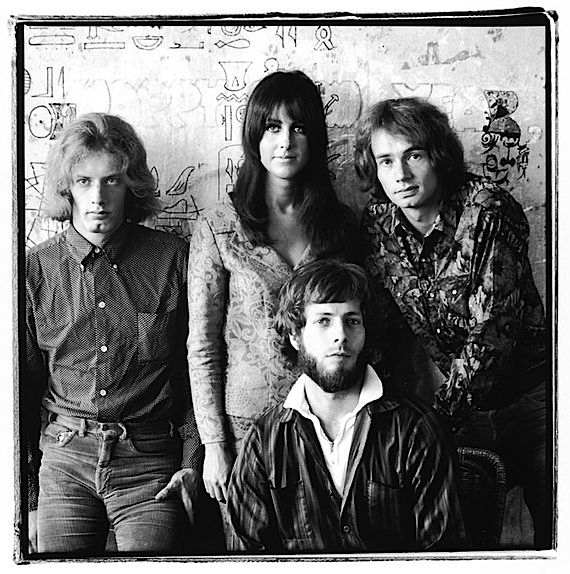 The Great Society - Grace Slick, Jerry Slick, Darby Slick, and Peter van Gelder