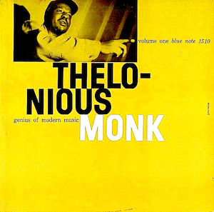 Round Midnight from Thelonius Monk, Genius of Modern Music, Vol. 1