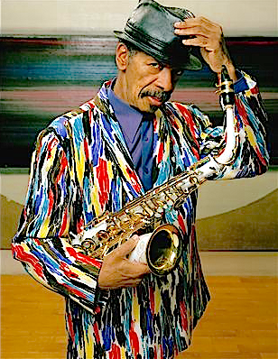 Ornette Coleman (photo - Jimmy Katz)