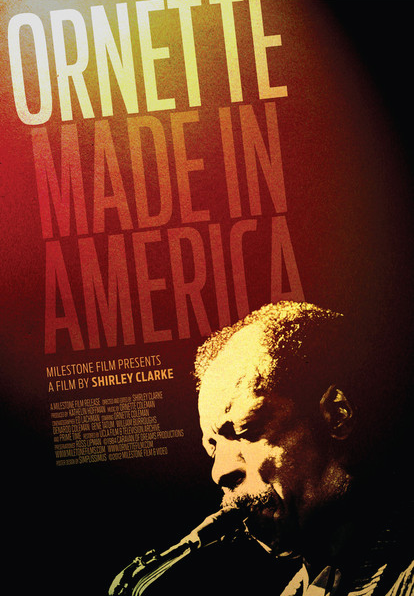 Ornette: Made in America (dir. Shirley Clark)
