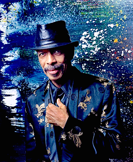 The beyond-blue world of Ornette (photo - Jimmy Katz)