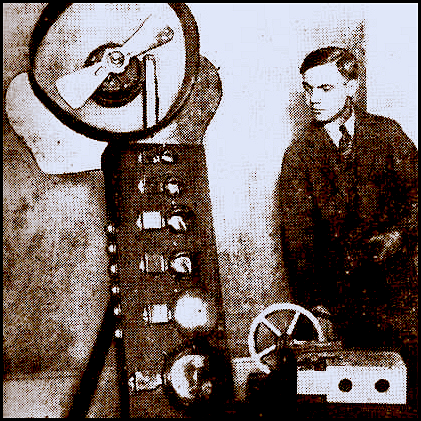 George Antheil and instruments from his « Ballet mécanique »