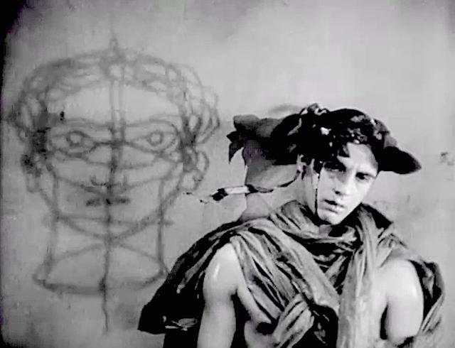 « Le sang d'un poète », by Jean Cocteau