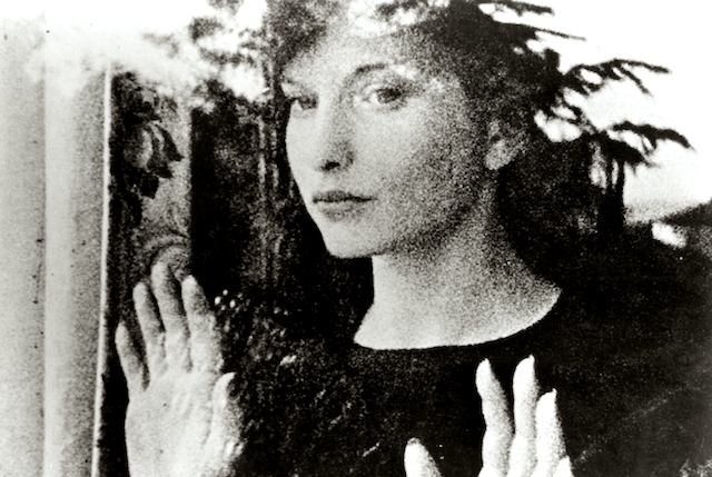 Maya Deren (Майя Дерен) in her film Meshes Of The Afternoon