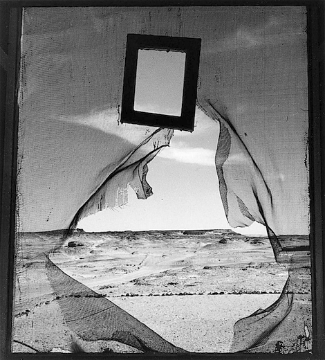 Portrait of Space, by Lee Miller