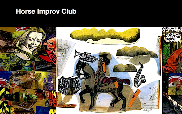 The Horse Improv Club