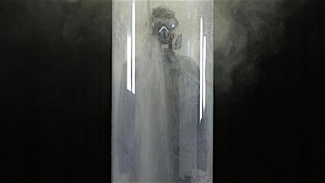 Kadet Kuhne performs Sedimentary Noise